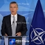 NATO says has no direct role in Karabakh settlement, backs OSCE
