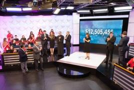 Անանուն բարերարը $2,5 մլն է  նվիրաբերել «Հեռուստամարաթոն 2017-ին»
