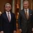 Президент РА и король Бельгии обсудили динамику развития отношений Армения-ЕС