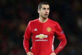 Mourinho says midfield Armenian Mkhitaryan 'disappears step by step'