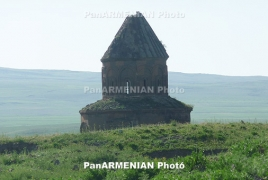 Ani - forgotten Armenian capital's majesty and solitude: Turkish paper