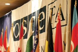 OSCE PA president urges redoubled efforts for Karabakh settlement