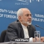 Iranian foreign minister due in Armenia November 28