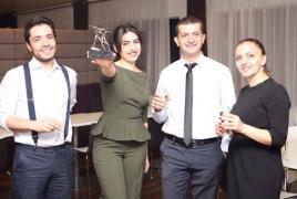 Ameriabank team wins Online Asset & Liability Management Competition
