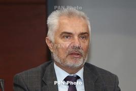 EU envoy says Armenia may obtain visa-free travel by 2020