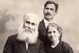 Armenian Genocide survivors' archival photos to be exhibited at Columbia
