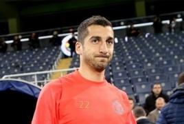 Henrikh Mkhitaryan to reportedly miss United's clash at Watford