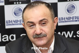 Former Karabakh army commander handed six-year prison term