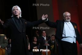 Hvorostovsky, Orbelian earn Grammy nomination