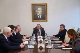 Турция поддерживает карабахское урегулирование в рамках Минской группы ОБСЕ
