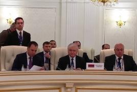 CSTO summit to adopt declaration on Karabakh settlement