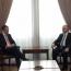 Nalbandian, EU Special Representative talk Armenia-EU agreement