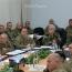 Armenia, Karabakh leaders discuss army building, combat efficiency