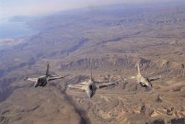 Islamic State downs Syrian jet near Iraqi border