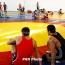 Молодежная сборная Армении по вольной борьбе завоевала медали на международном турнире в Иране