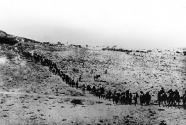 Book about Armenian Genocide and Turkish denialism to debut in U.S.