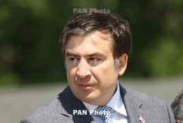 Կիևում ձերբակալվել է Միխայիլ Սահակաշվիլին