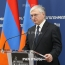 Date set for Armenian, Azerbaijani foreign ministers' Karabakh meeting