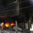 Explosion rocks Homs City, kills eight civilians