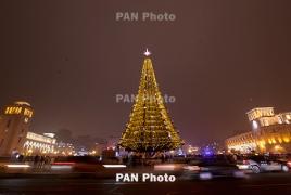 «Նոր տարին Երևանում 2018» ծրագիրը կմեկնարկի դեկտեմբերի 8-ին՝ Կարապի լճի սահադաշտի բացմամբ