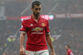 Manchester United will part ways with Henrikh Mkhitaryan: media