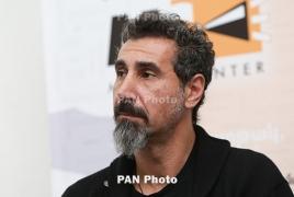 No progress in Turkey's stance on Armenian Genocide: Serj Tankian