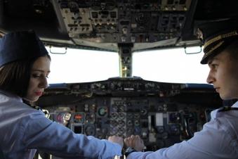 nasa female pilot - photo #12