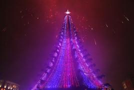 В Вифлееме потушили рождественские огни в знак протеста против решения США по Иерусалиму