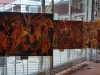 Armenian artist's works displayed at Council of Europe HQ in Strasbourg