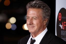 Dustin Hoffman reveals how he got inspiration from William Saroyan