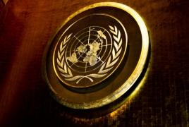 Arab countries send draft resolution on Trump's Jerusalem decision to UN