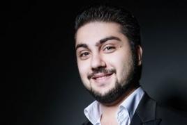 Armenian tenor nominated for Royal Opera House award