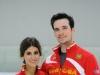 Армянские фигуристы выступили на турнире в Загребе