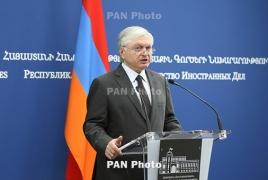 Armenia assumes BSEC chairmanship in Kiev