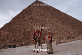 Robots to help solve 4,500-year-old mystery of Great Pyramid of Giza