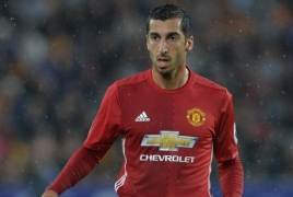 Mkhitaryan disagreed with Mourinho's opinion in heated bust-up: report
