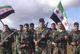 Syrian Army taking back Islamic State gains along Euphrates
