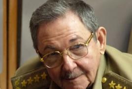 Рауль Кастро объявил дату своей отставки