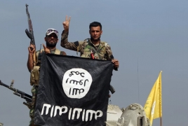 Islamic State deploys new weapons against Kurdish forces