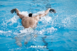 Армянские пловцы завершили 2017 год новыми рекордами