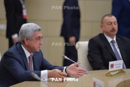 Economic trends in Russia leave positive impact on Armenia: Sargsyan
