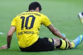 Deleted tweet hints at Mkhitaryan's transfer to Borussia Dortmund