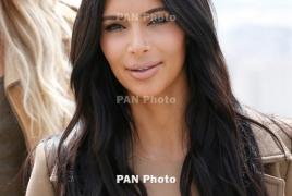 Kim Kardashian named fifth most popular celebrity of 2017