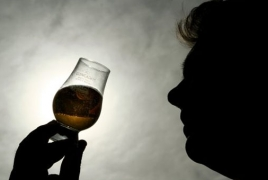 Supersonic whisky invention revealed after 70 years of secrecy