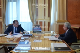 Armenia debt-to-GDP ratio to drop 1% in 2018, minister says