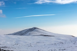 Capturing surreal life on Armenia's Mount Aragats: National Geographic