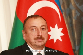 Azerbaijan says will equip army with
