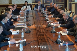 Parliament must elect new Armenia president by March 9: president