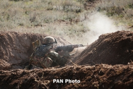 200 ceasefire violations by Azerbaijan registered on January 7-13
