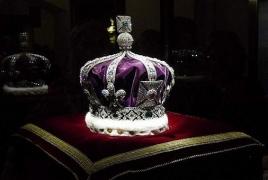 Камни из британской королевской короны прятали от нацистов в коробке из-под печенья